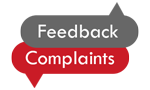 Feedback Complaints Logo
